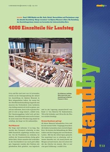 Standby Juli 2012 - KARRIEREPASS.ch