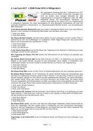 Presse 2. Rennen.pdf - Kart Club Trier
