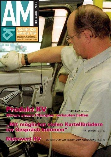 Produkt KV Produkt KV