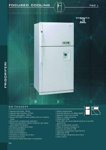focused cooling frigoriferi - Kasatua