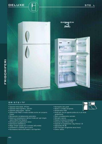 deluxe frigoriferi - Kasatua.com