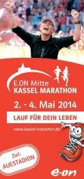 Download PDF-Flyer - Kassel Marathon
