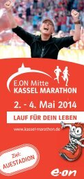 Download PDF-Flyer - Kassel Marathon