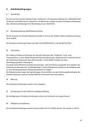 Anleihebed. und Endgültige Bed.Teil 2_DE000A1CR3C1 - Kasseler ...