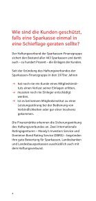 Fragen und Antworten zur Sicherheit von Geldanlagen - Kasseler ... - Seite 4