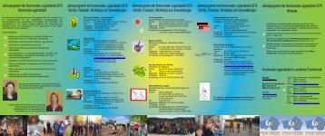 kommunale Jugendarbeit 2010 - Kastl