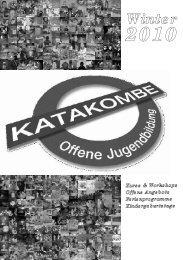 Winter 2010 webversion - Katakombe