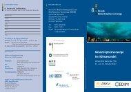 Katastrophenvorsorge im Klimawandel