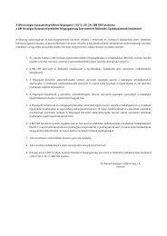 Szervezeti és Működési Szabályzat - Országos Katasztrófavédelmi ...