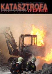 LIV. évfolyam 6. szám - Országos Katasztrófavédelmi Főigazgatóság