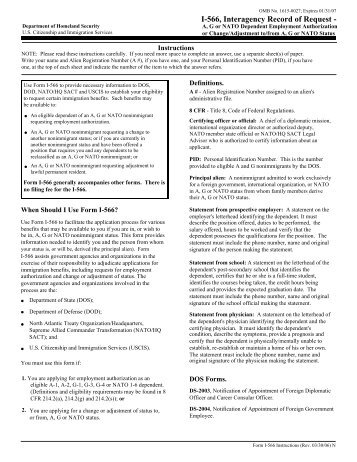 Instructions for Form I-589 Application for Asylum ... - Kate L ...