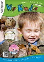 Wir Kinder Herbst 2012 - Iris Kater Verlag & Medien GmbH
