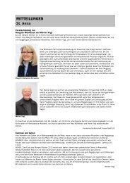 Forum 21, 21. Oktober - 3. November 2012 - Kath-FrauenfeldPLUS