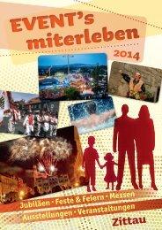 EVENT's miterleben Zittau 2014