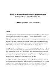 2011-12-21 Satzungsänderung § 13 für Homepage - Katholische ...