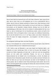 Vortrag von Frau Prof. Dr. Hildegard Wustmans zur - Katholische ...
