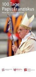100 Tage Papst Franziskus - Katholische Kirche Stuttgart