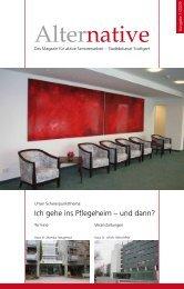 Ich gehe ins Pflegeheim – und dann? - Katholische Kirche Stuttgart