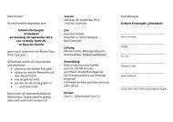 Flyer Endfassung - Katholische Kirche Stuttgart