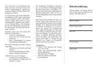 Beitrittserklärung - Katholische Kirche Stuttgart
