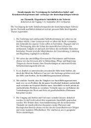 Dokument zum Download - Römisch-Katholische Kirche im Kanton ...