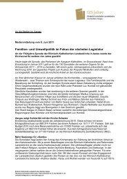 Medienbericht vom 8.6.2011 - Römisch-Katholische Kirche im ...
