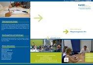 Pflegemanagement, M.A. - Katholische Hochschule Nordrhein ...