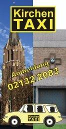Kirchen-Taxi Büderich - Katholikenrat im Rhein-Kreis Neuss