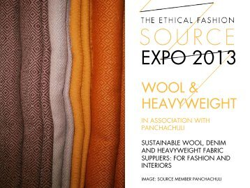 SOURCE EXPO 2013 Wool