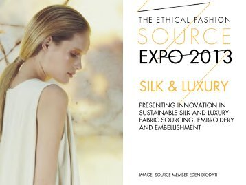SOURCE EXPO 2013 Silk