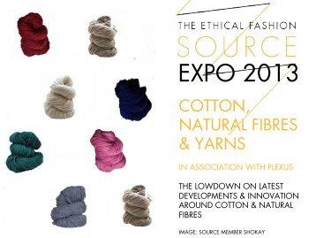 SOURCE EXPO 2013 Cotton, Natural Fibres