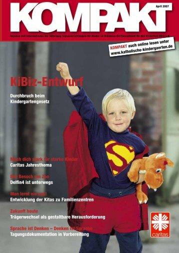 KiBiz-Entwurf - Katholische Tageseinrichtungen für Kinder im ...