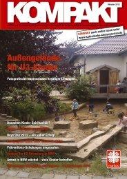 Ausgabe 2/2012 - Katholische Tageseinrichtungen für Kinder im ...