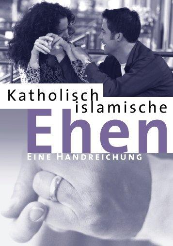 katholisch-islamische Ehe - Erzbistum Köln