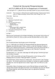 Protokoll der PGR-Sitzung vom 31.01.06 - Katholische Kirche ...