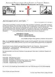 01.06.08 - Katholische Kirche Fronhausen