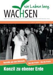 Konzil zu ebener Erde - Katholische Kirche Steiermark