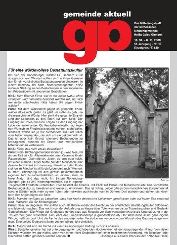 Nr 10 - Katholische Kirchengemeinde Giengen