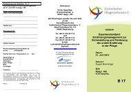 Expertenstandard - Katholischer Pflegeverband eV