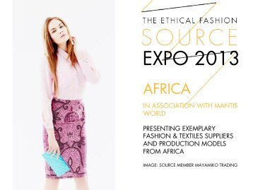 EXPO 2013 AFRICA
