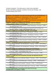 Studienverlaufsplan - Das Dokument ist nicht rechtsverbindlich ...