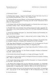 Aktuelles Schriftenverzeichnis - Katholisch-Theologische Fakultät