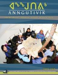 Anngutivik 2007-2008 (2), pages 1 - Kativik School Board