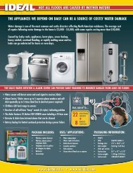 the appliances we depend on daily can be - Ideal Security Inc.