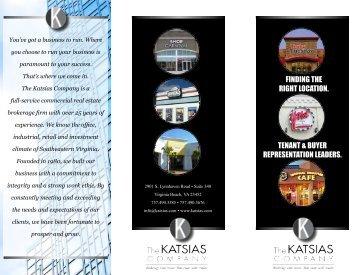 Download Brochure - The Katsias Company