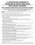 Installation Technical Advisory - Katun - Page 4
