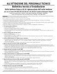 Installation Technical Advisory - Katun - Page 5