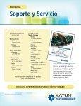 Catálogo de productos para impresoras - Katun - Page 5