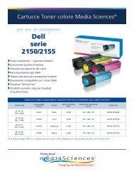 Dell serie 2150/2155 - Katun