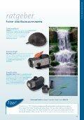 Filter- & Bachlaufpumpen - Emmel Garten · Tier - Seite 6